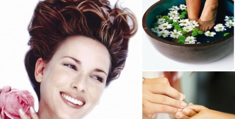 Divine hair and nails care