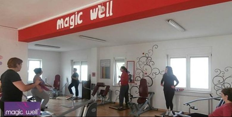 Fitness studio za žene Magic Well Jarun