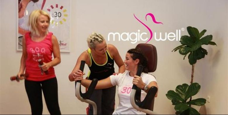FITNESS STUDIO ZA ŽENE, MAGIC WELL SAVICA